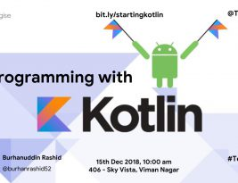Programming with Kotlin – TechnoWise