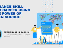 Enhance your skill and career using the power of Open source: Flutter Ahmedabad